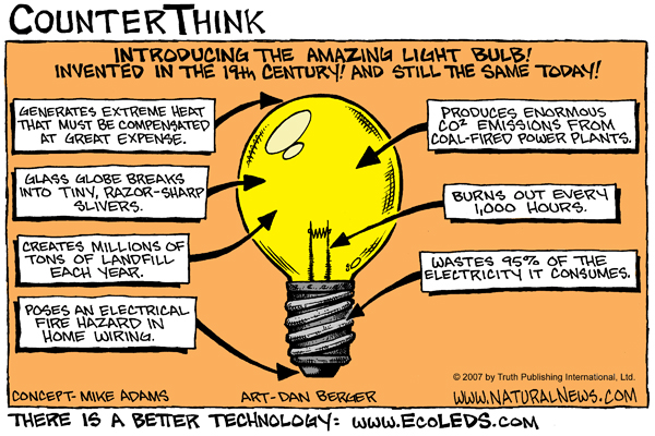 The Amazing Light Bulb