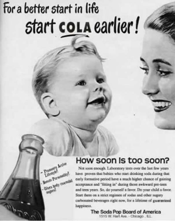 'How soon is too soon?' (SPBoA 1950s Ad) - www.naturalnews.com
