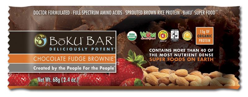 Sneptune9 for Superfood bar