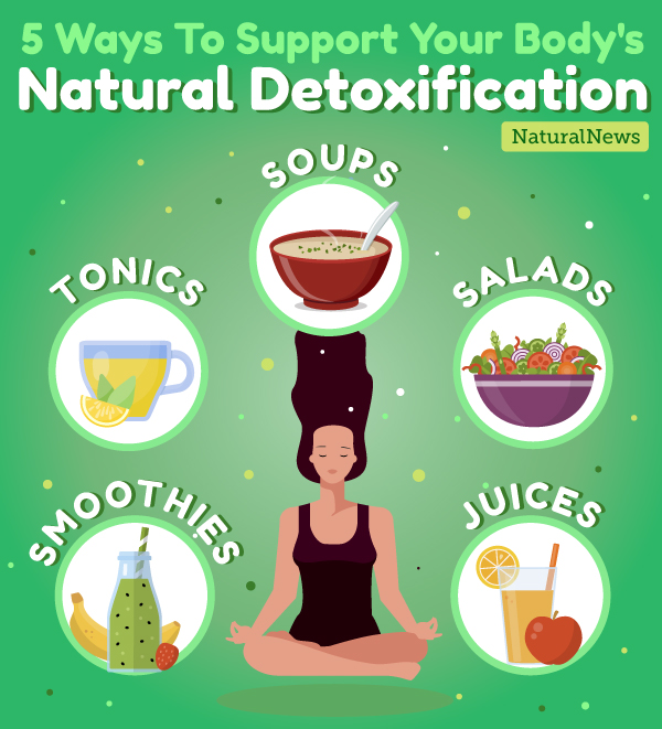 Best Ways To Naturally Detox From Aluminum