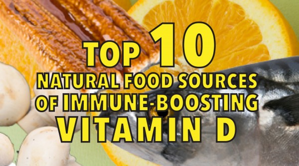 Image: Top 10 natural food sources of immunity-boosting vitamin D