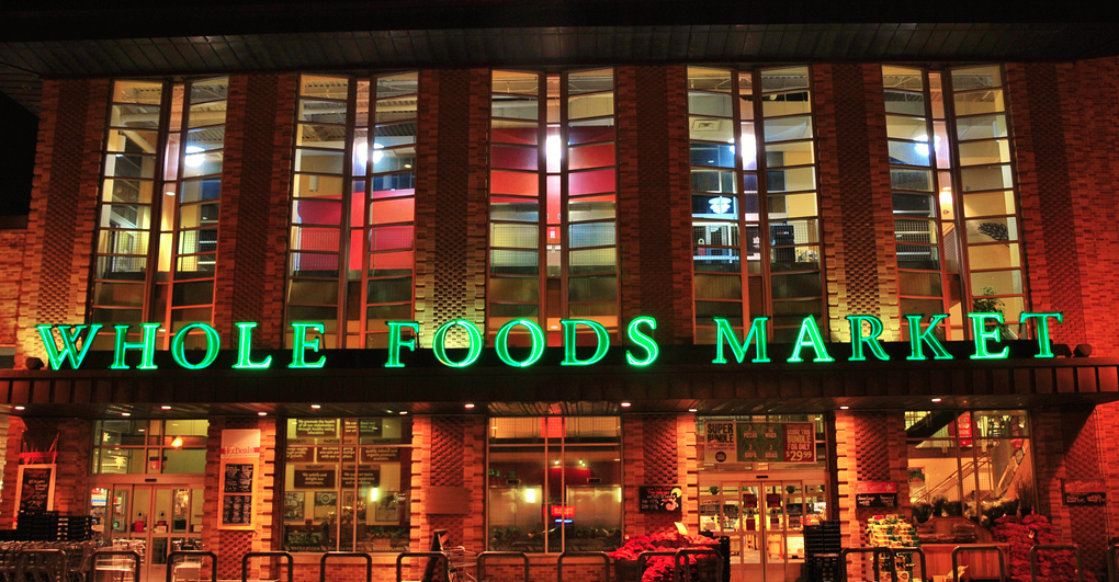 Image: Whole Foods employees sue, claiming they were cheated out of holiday bonuses
