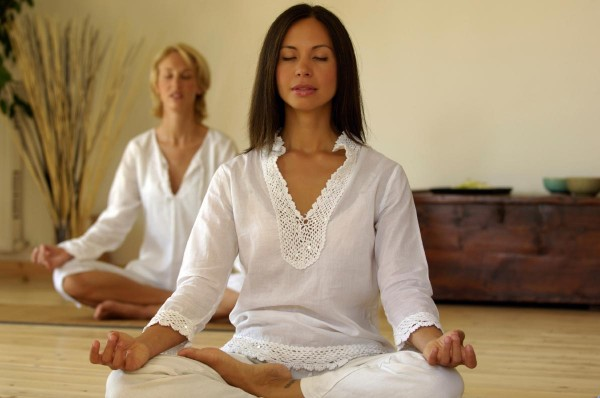 Image: Deep breathing: Creating a rhythmic inhaling pattern can help boost your memory, emotions and sense of smell