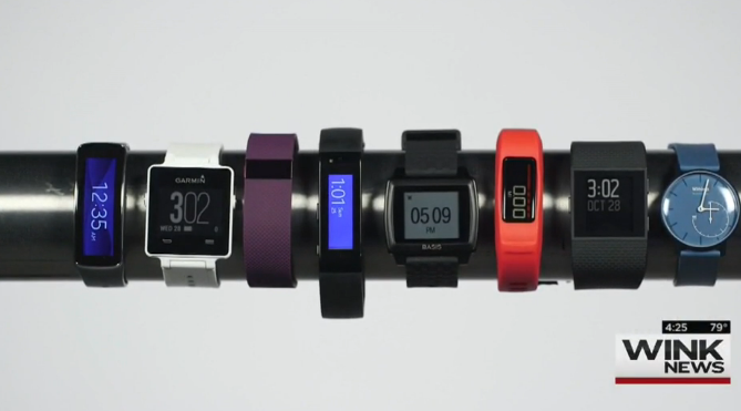 Image: Fitness trackers could be sending your data to healthcare providers, bumping up your premiums