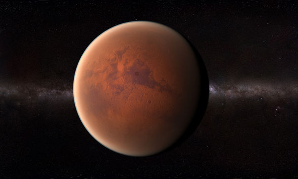 Image: MIT scientists are looking for DNA on Mars