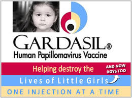 Image: American College of Pediatricians warns: HPV vaccine causes ovarian failure