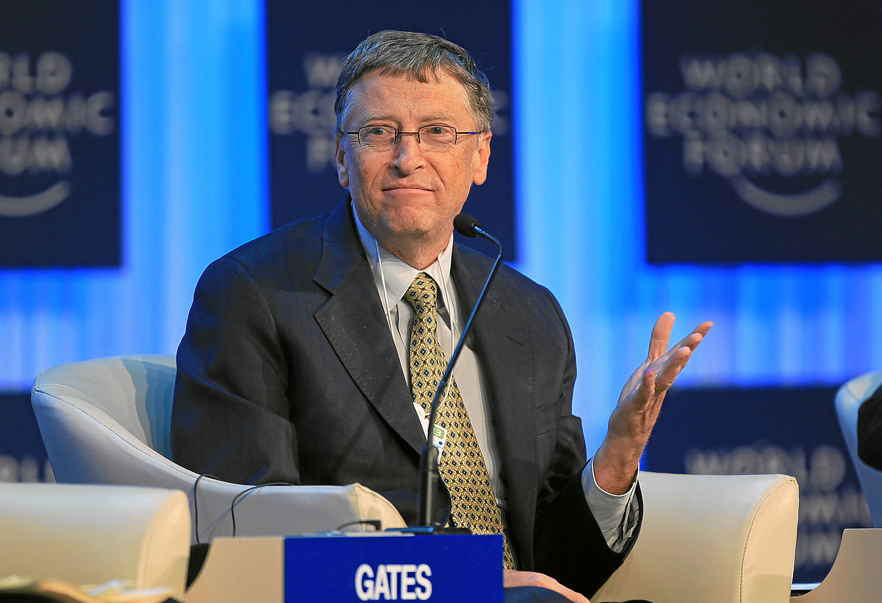 Image: Gates Foundation leading the way in eugenics depopulation plan to rid the world of humans