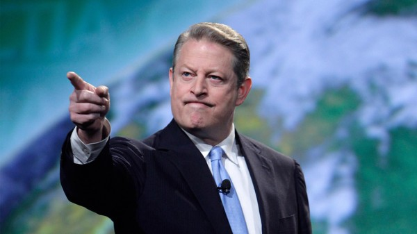 Image: Al Gore is a genocidal depopulation cultist who won't stop until all humanity is destroyed, warns new science video