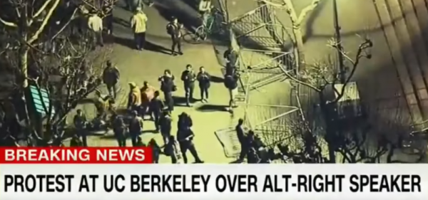 Image: Berkeley riots make it clear: The Alt-Left has turned to domestic terrorism and deliberate violence to silence competing ideas