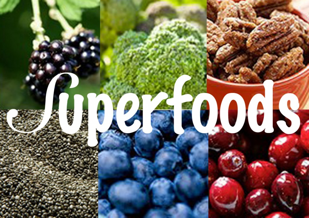 Image: A year-end look at superfoods: What's good, bad and just odd