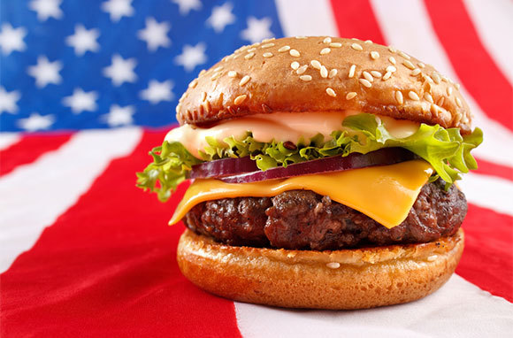 Image: Americans from all economic backgrounds love fast food, according to researchers