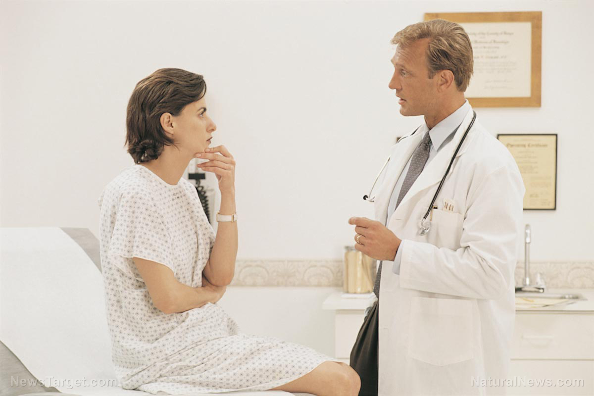 Image: Disturbing study finds doctors stop listening to patients after just 11 seconds
