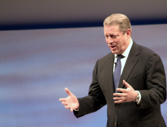 Image: Al Gore wants $15 trillion dollars (yes, TRILLION) to fight imaginary climate change