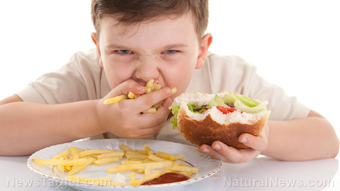 Image: Kids are engaging in dangerous diets where they go days without greens and depend on french fries as their only source of vegetables
