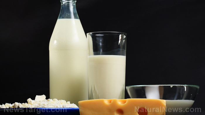 Image: Desperate: Dairy study claims drinking more milk will reduce diabetes, hypertension