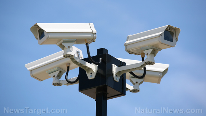 Image: California just purchased a slew of facial recognition cameras to SPY on all citizens, 24 hours a day