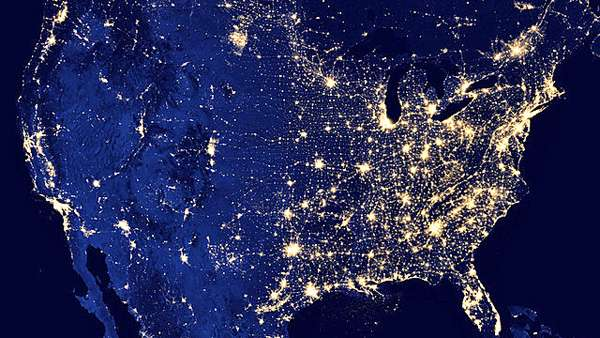 Image: Government energy report concludes power grid highly vulnerable to failures that would cause mass die-offs of U.S. citizens