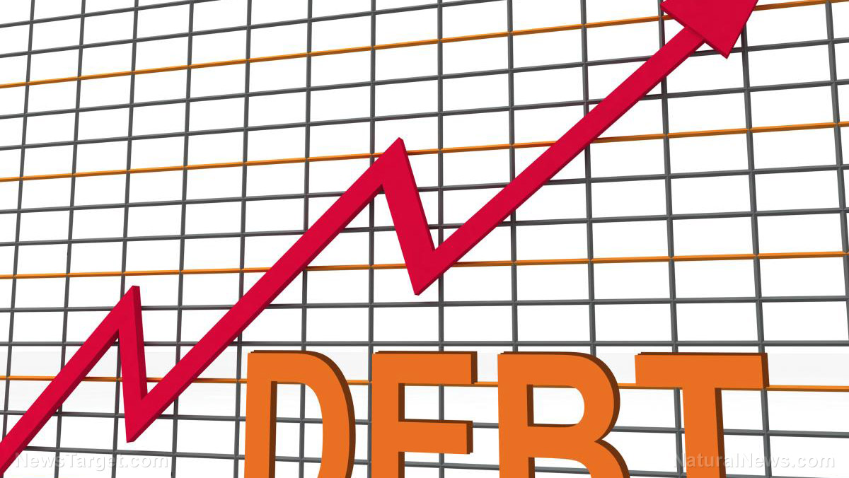 'Supernova Model of Financial Collapse' Now Imminent Across Our Debt-Infested World: Charles Hugh Smith Explains