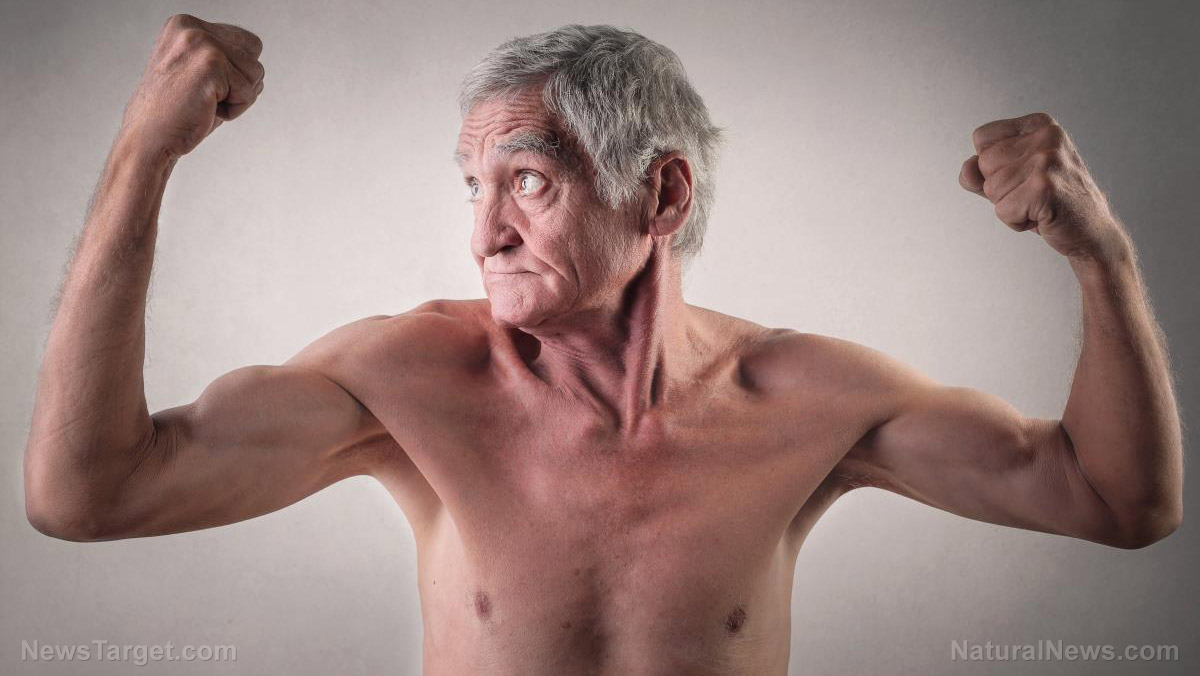 Image: Maintaining muscle mass as you age requires consuming protein at least three times throughout the day