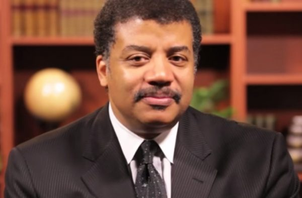 "Image: Neil deGrasse Tyson demands ""science totalitarianism"" across America, says anyone who disagrees with him is automatically ""anti-science"""