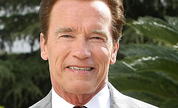 "Image: Science illiterate Arnold Schwarzenegger calls for ""revolution"" after Trump exits Paris climate fraud"