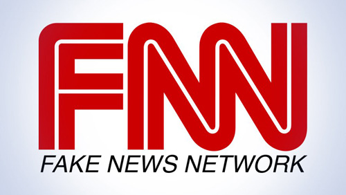 "Image: CNN credibility collapses under weight of fake news scandal… ""no longer a news organization"""