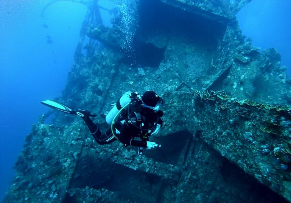 "Image: Discovery of massive ruins of ancient Roman city hit by a tsunami proves ""climate change"" isn't responsible for natural disasters"