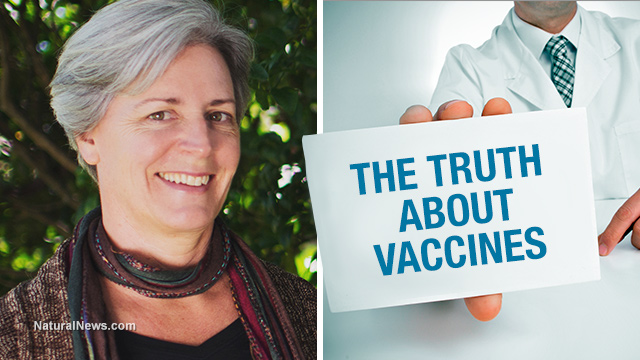 "Image: Exclusive interview with Dr. Suzanne Humphries over vaccine troll ""mass shooting"" murder threat"