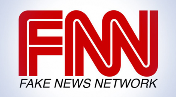 "Image: CNN is part of the deep state, and its fake ""journalists"" may be subject to arrest and prosecution just like other traitors who tried to frame Trump"
