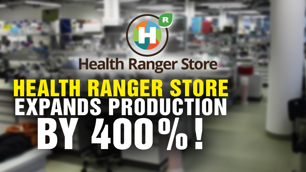 Image: Health Ranger Store back online after move to new, larger facility