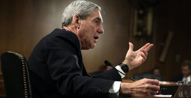 Image: Robert Mueller guilty of cover up of mafia murders; committed treason while FBI director