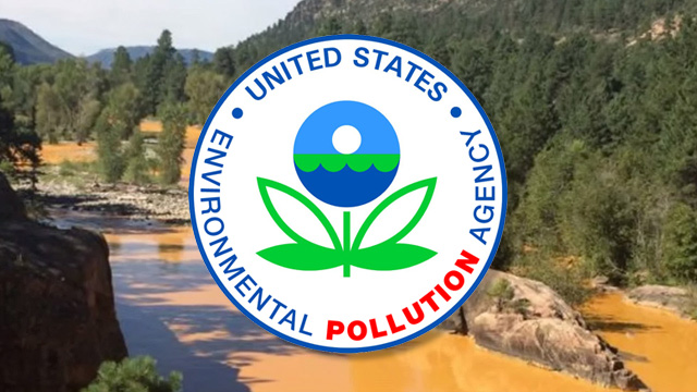 Image: EPA exposed: How the agency has sought to avoid ALL responsibility for the toxic Gold King Mine spill