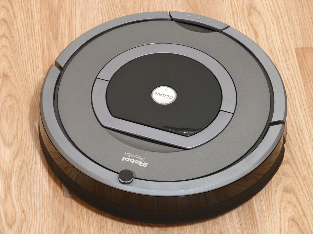 Image: BIG BROTHER ROBOTS: Roomba pursuing plan to share 3D maps of your private home with Google, Apple and Amazon