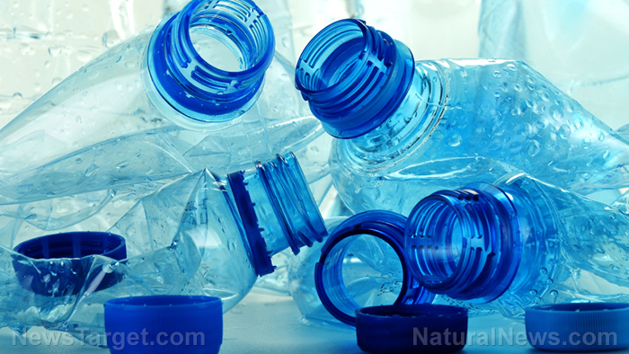 Image: Building on nature: Scientists improve on a plastic-digesting enzyme to stem plastic waste