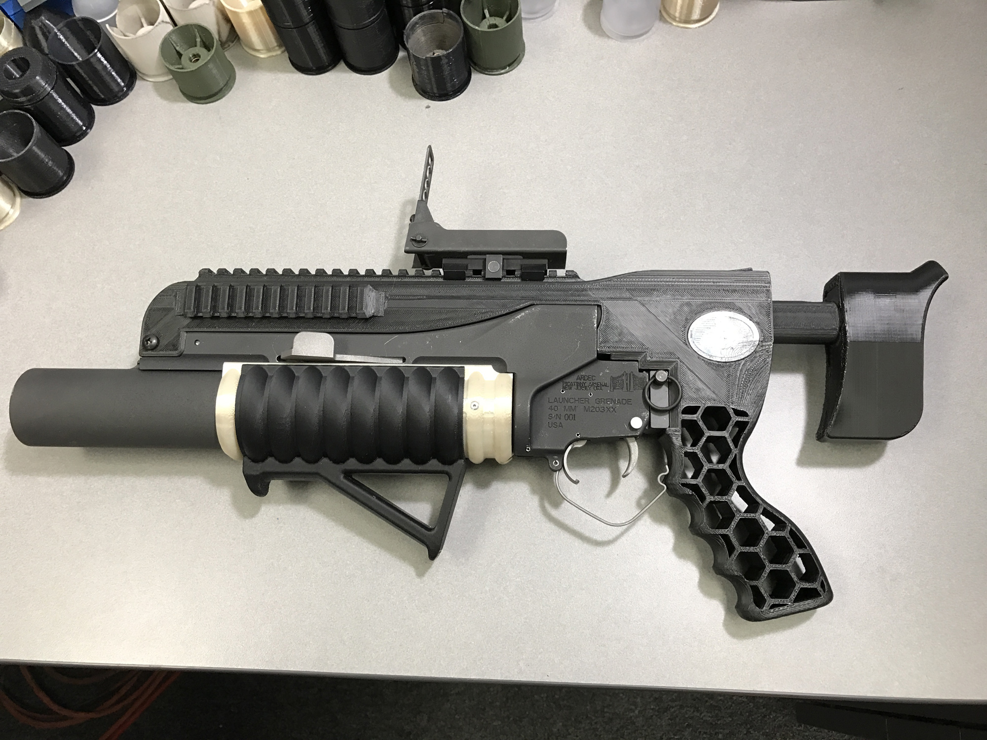 "Image: Left-wing media LIES about 3D-printed guns, falsely claims they are ""undetectable"" deadly weapons"