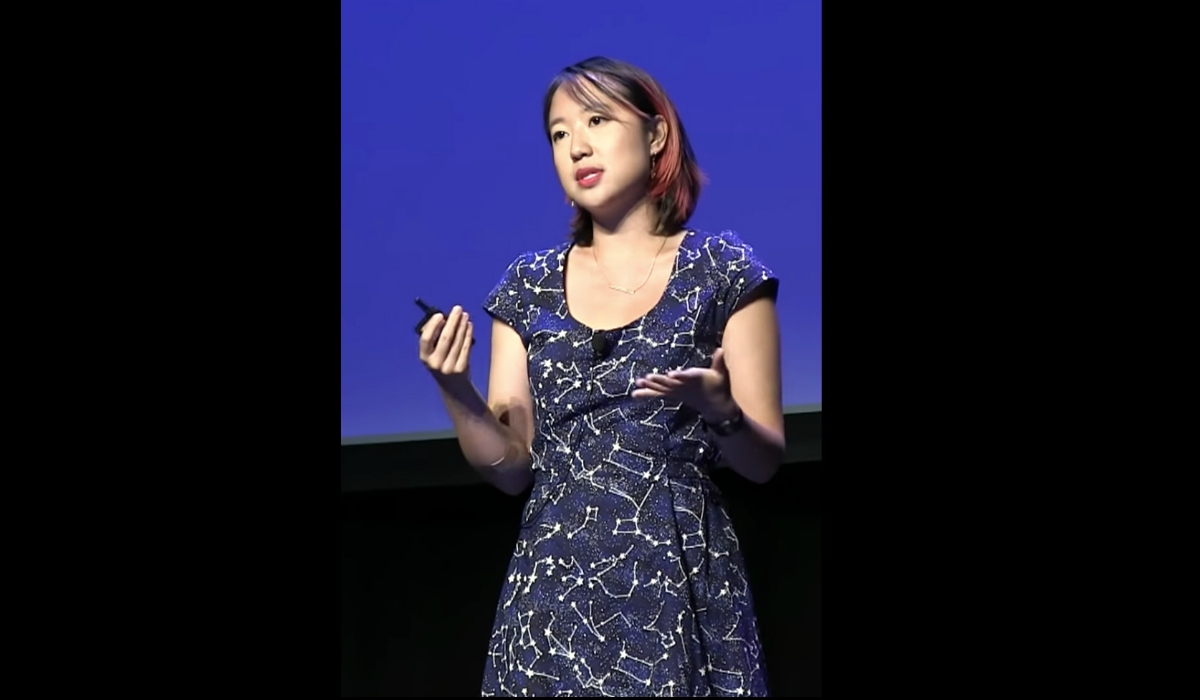 "Image: After lecturing the world about ""appropriate behavior,"" Twitter grants ""verified"" status to racist, bigoted NYT writer Sarah Jeong"