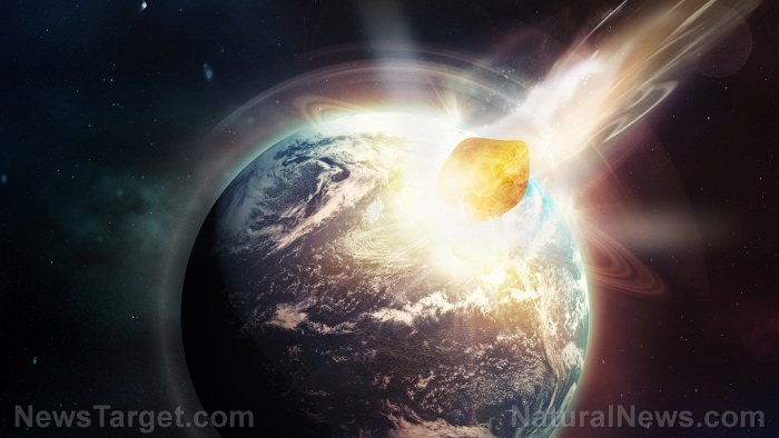 Image: Doomsday theorist says planet Nibiru will destroy Earth before September 23rd… should we cancel Halloween?