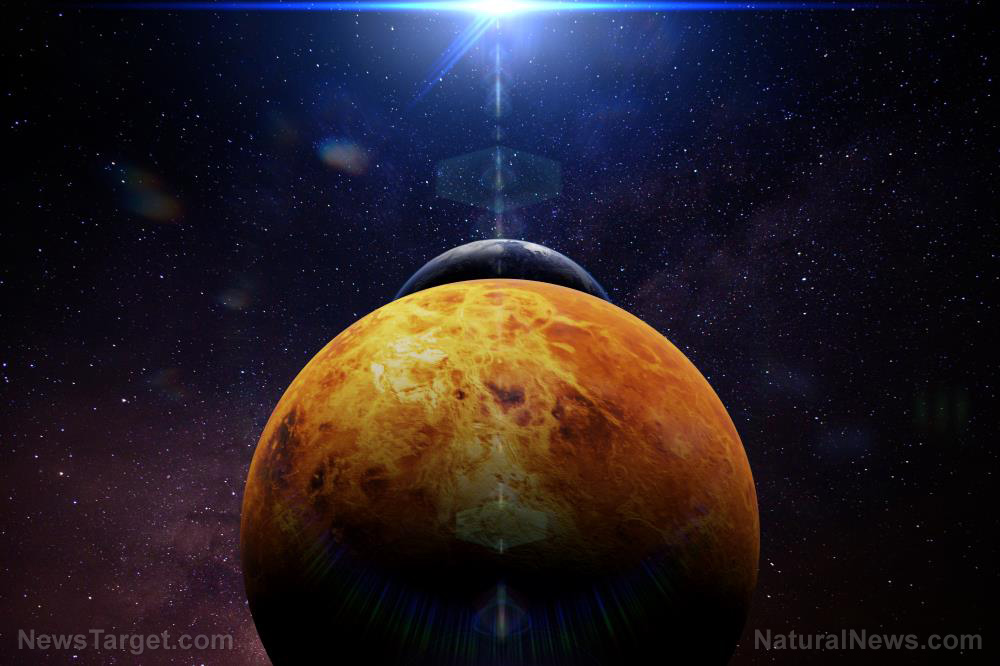 Image: Nearby exoplanet could potentially support life