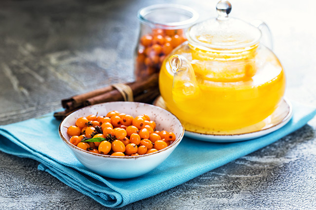Image: Buckthorn, known for its antioxidant and anti-inflammatory properties, found to protect against acute lung injury
