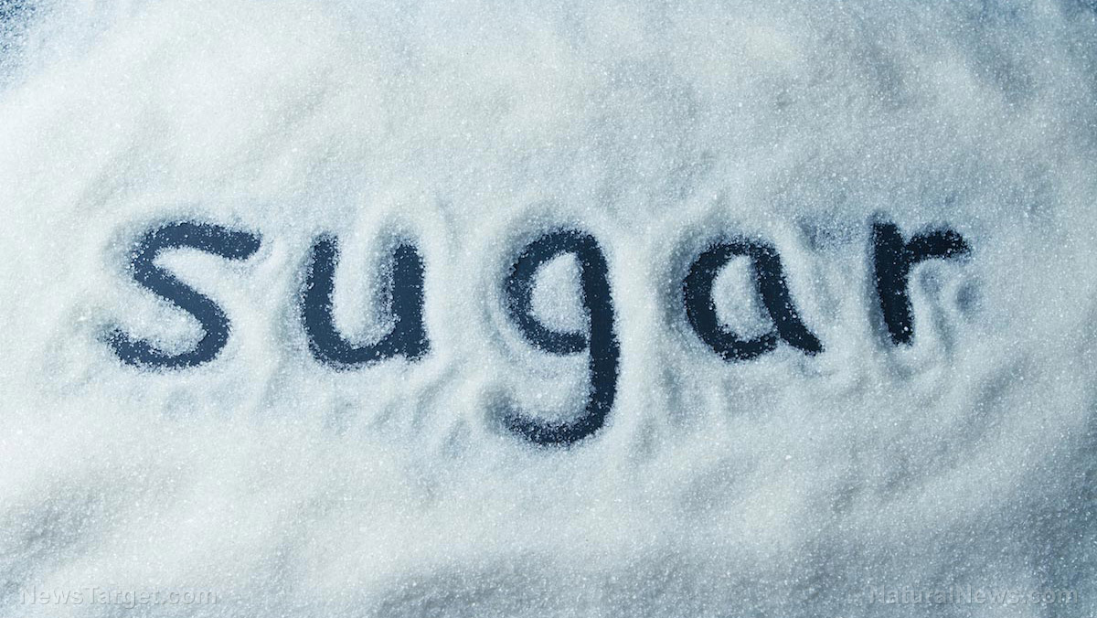 Image: Are you an ADDICT? Sugar has mind-altering effects similar to cocaine