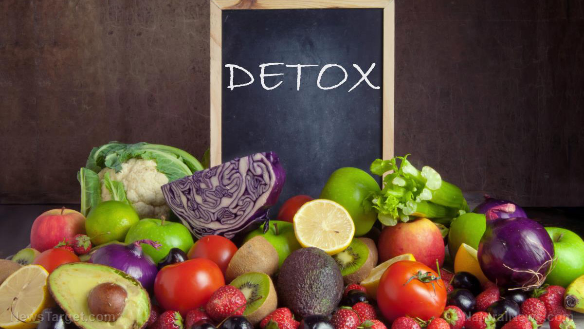 Image: Restore your immune system with a detox