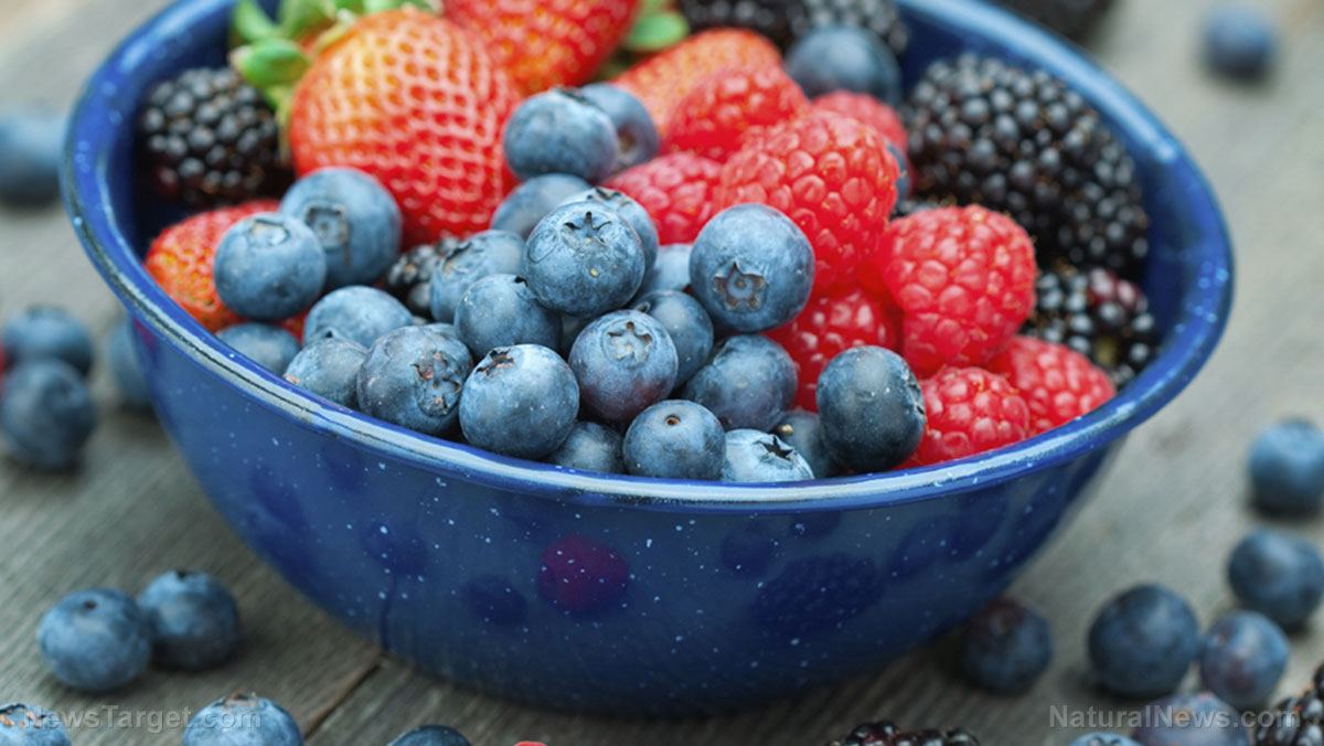 Image: Berries are some of the best anti-cancer foods you'll ever find