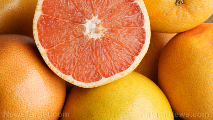 Image: Pomelos found to be a great natural insecticide