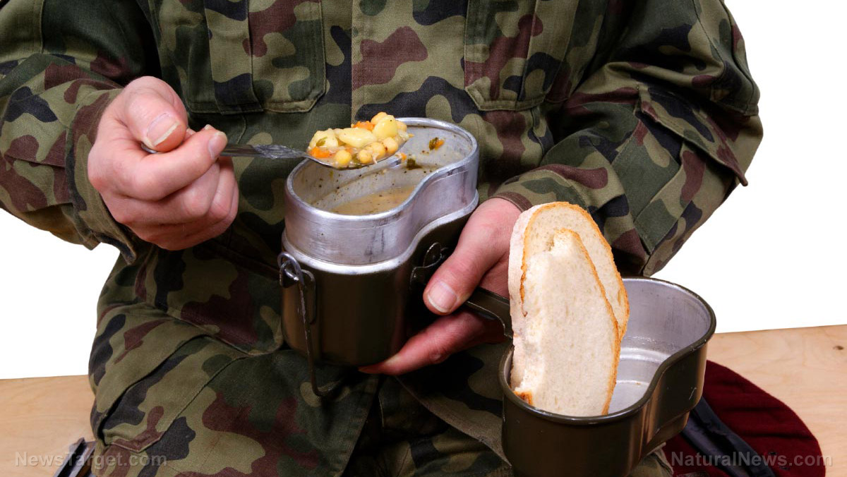 Image: Deployment found to decrease quality of soldiers' diet, affecting physical and cognitive performance