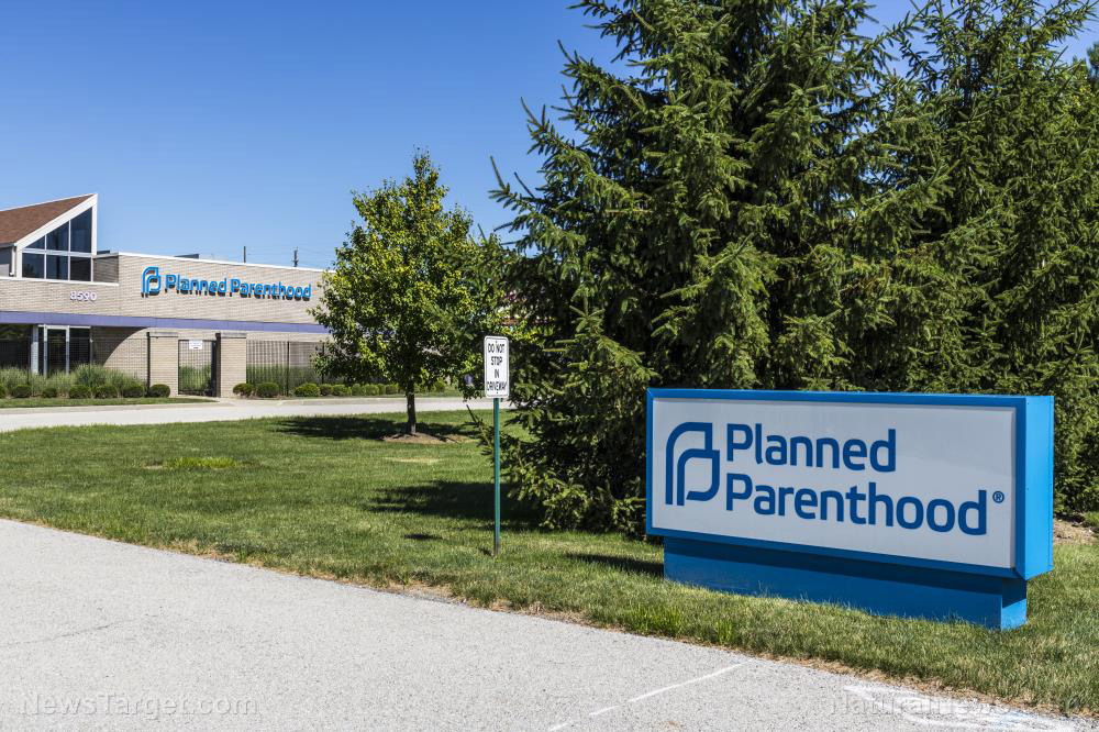Image: Planned Parenthood's stunning hypocrisy on birthright citizenship