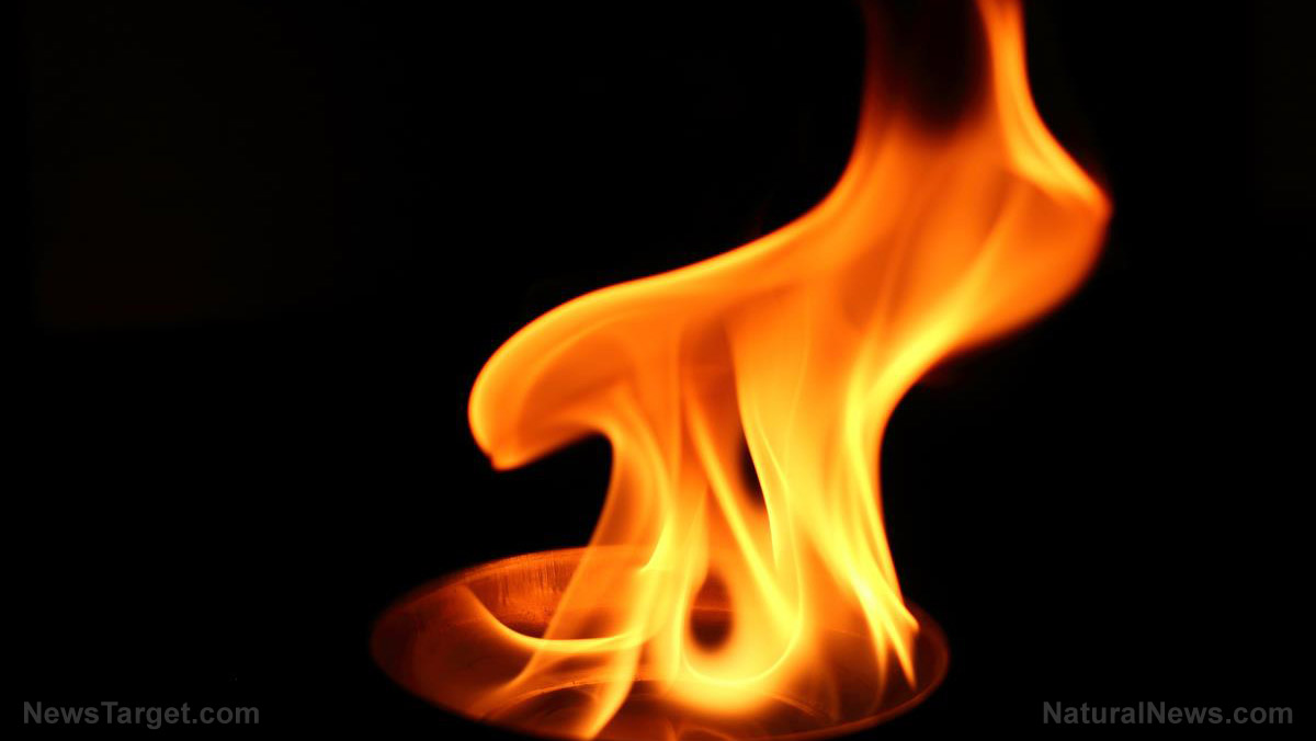Image: Chemists have just found a new and relatively unknown flame retardant in the environment