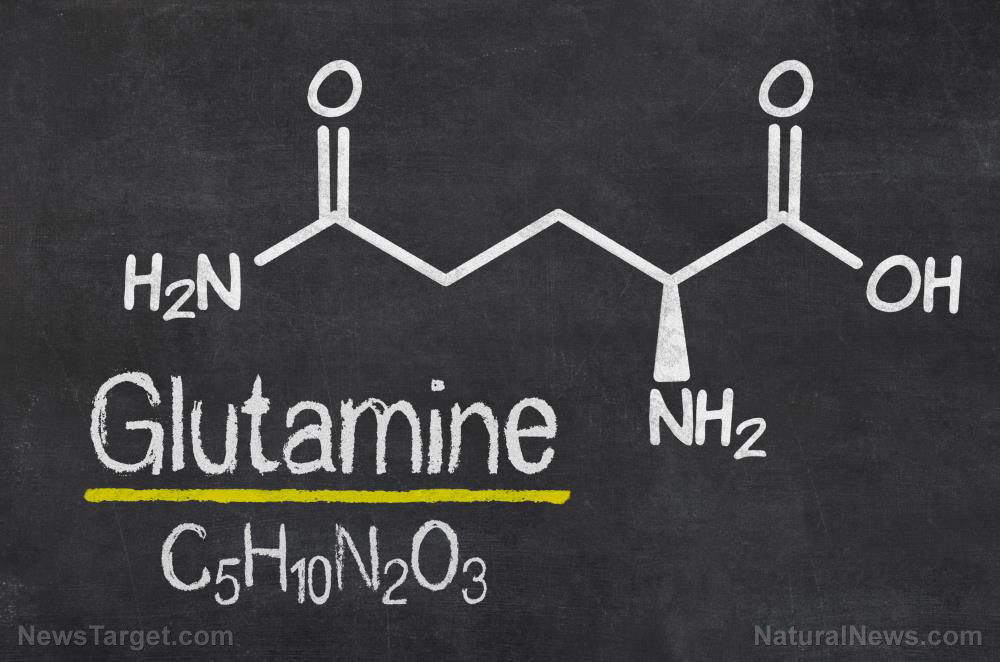 Image: 7 benefits of glutamine