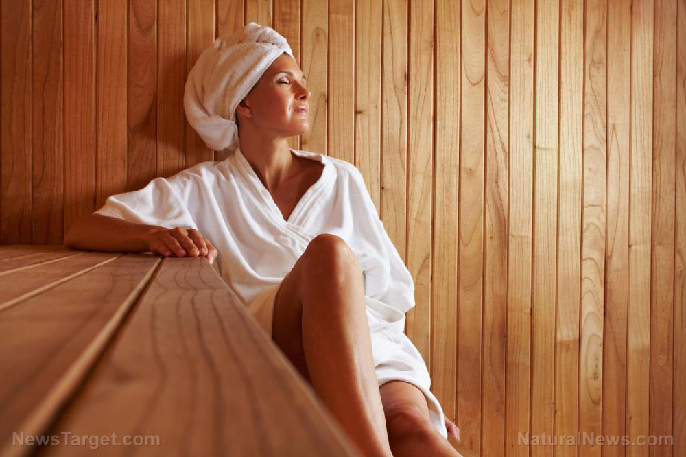 Image: Why you should use a sauna right after an intensive workout