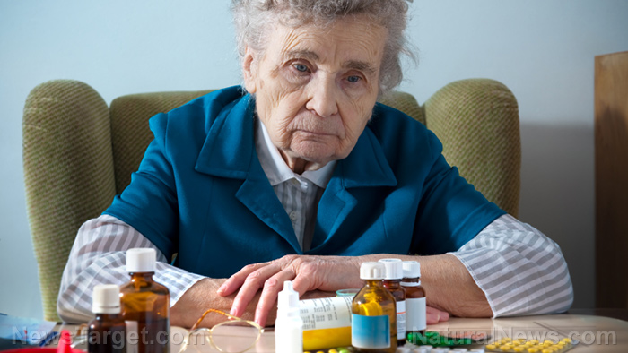 Image: Be warned: Older adults who take PPIs have a 44% increased risk of developing dementia