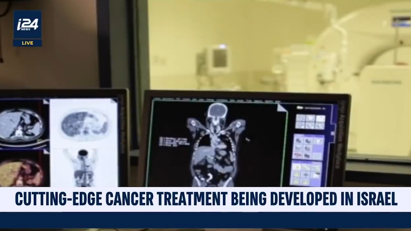 Image: Cancer industry plotting to DESTROY the new cancer cure developed by Israeli scientists… the attacks have already begun